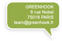 greenhook, 6 rue Nobel 75018 PARIS